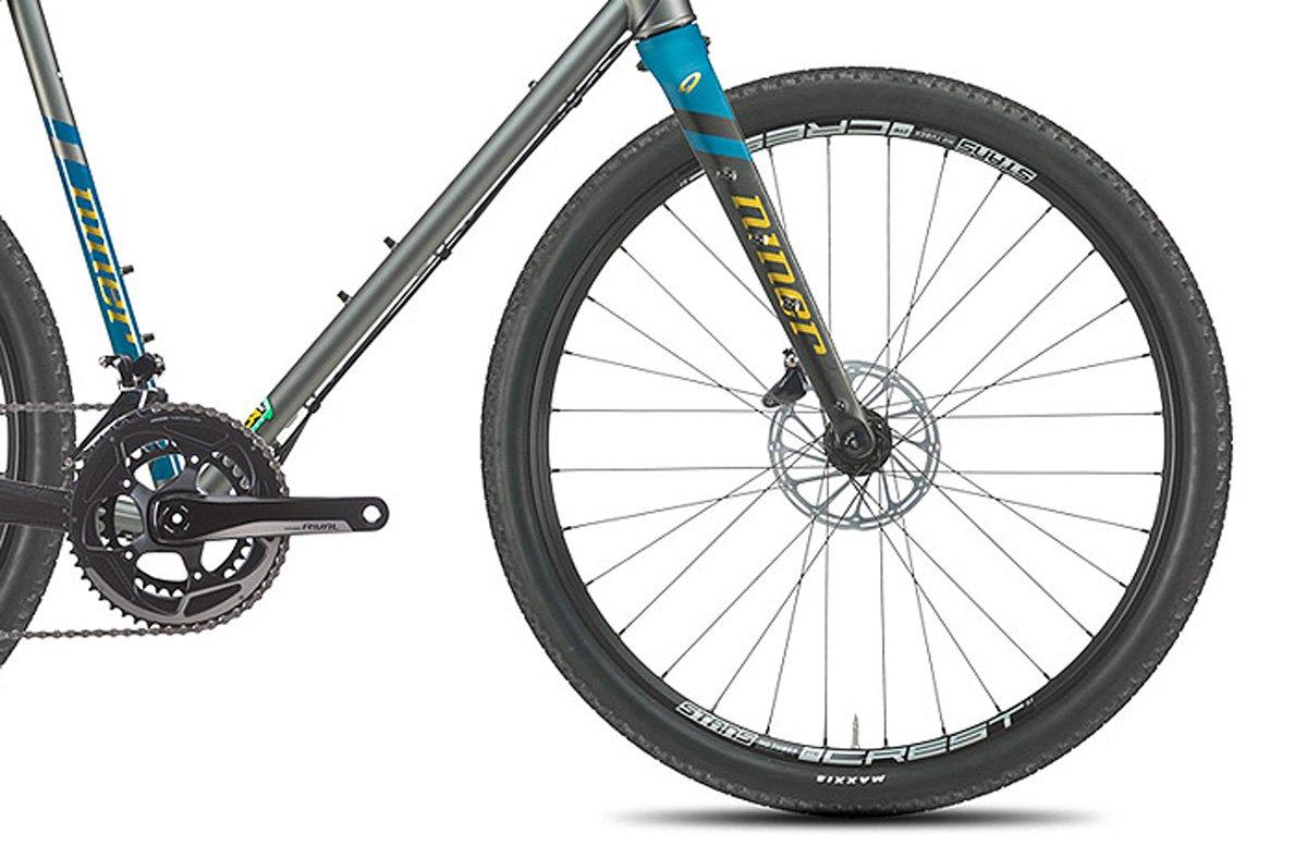 Interchangeable wheel size