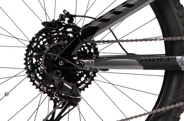 Enduro Max Black Oxide pivot bearings